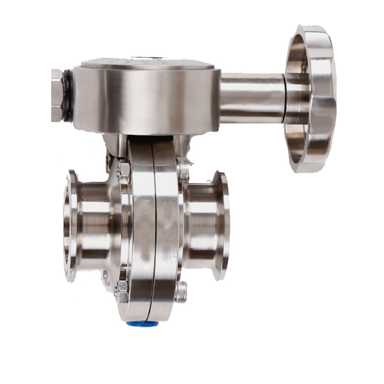 What's the Working Principle of Butterfly Valve?