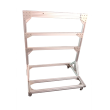 Aluminum Rack for Extractor Systems