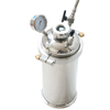 Cosed Loop Extractor With Solvent Recovery Tank