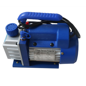Single Stage Dual Stage Rotary Vane Economy Vacuum Pump