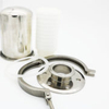 Stainless Steel Clamped Rebreather Sanitary Respirator for Tank