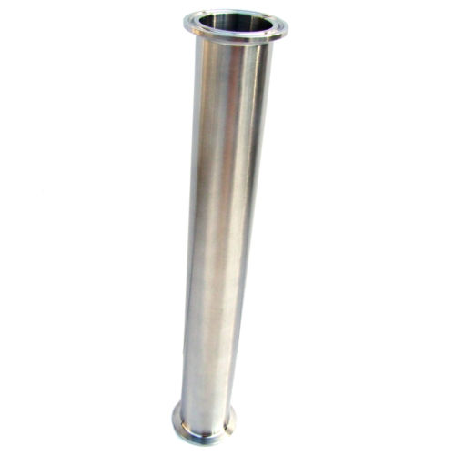 Tri-Clover Sanitary Spool Stainless Steel Tube With Ferrule Clamp End
