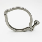 Sanitary Stainless Steel Double pin triclover clamp