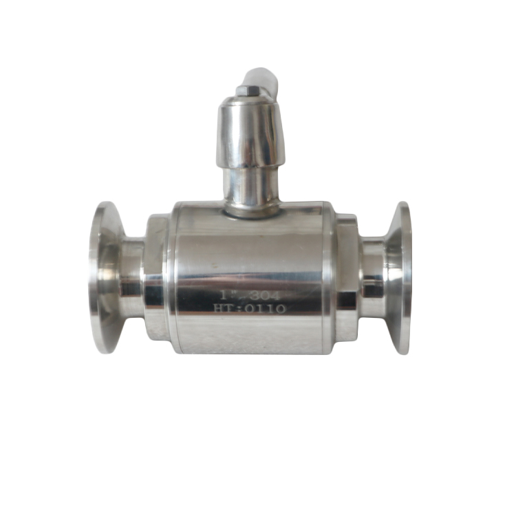 What are Characteristics of Sanitary Ball Valve?