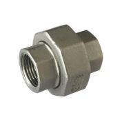 BSP Universal UNION-M/F Stainless Steel Screwed Pipe Fitting