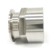 3A Sanitary Female NPT to Tri Clamp Adapter