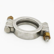 Sanitary Stainless Steel High Pressure Clamp