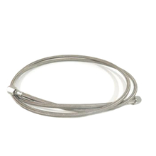 Stainless Steel PTFE Lined Braided Hose with JIC Female