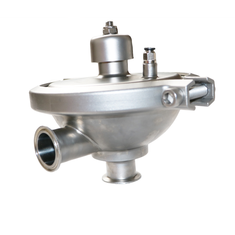 Sanitary Stainless Steel Constant Pressure Control Valve