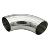 Sanitary Stainless Steel Welded 90 Degree Elbow Short type