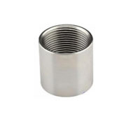 Stainless Steel Full Coupling BSP NPT Thread