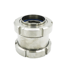 sanitary union non-return check valves high pressure